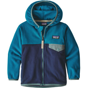 Patagonia Kids Micro D Snap-T Jacket Classic Navy